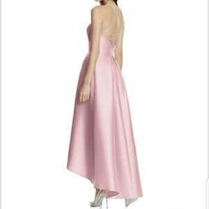 NWOT Alfred Sung gown style D741 Blossom